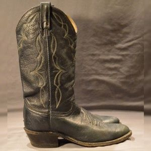 Vintage DAN POST Men's US 8 D Western Style Boots